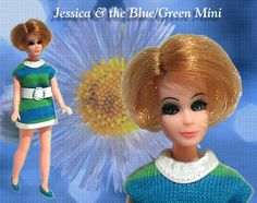 Via Jackie Partain. Sad to say but Jessica is named after one of my favorite childhood dolls. :D