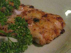 Pan-fried Alaskan Pollock http://theredkitchen.wordpress.com/2010/04 ...