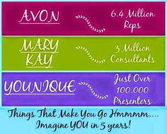 Did you know that 82% of WOMEN who make $100,000 or more per year do it through Direct Sales? Younique is such a great opportunity. NOW is the time to get started! Not only do I get to help others get the BEST makeup & skincare products, but I also get to help women make money! Are you ready to pay off your Christmas debt and start saving for your future? NOW is the time to start thinking about it!  Contact me youniquelysherryc@gmail.com