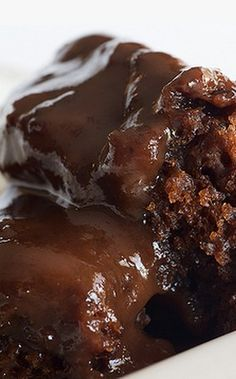 Chocolate Cobbler....need to compare this with my Chocolate Pudding Cake recipe