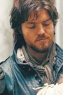 Tom Burke - Athos, The Musketeers