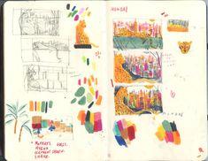 Pretty Drawings, Beautiful Drawings, Sketchbook Inspiration, Art Sketchbook, Graphic Design Illustration, Illustration Art, Character Art, Character Design, Art Diary