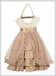 "Luna Luna Copenhagen ""Clara "" Toffee Dress $148"