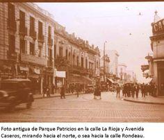 La Rioja y Avda Caseros, sf