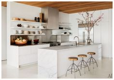 Keuken - , plafond +