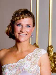 Princess Märtha Louise, on the occasion of her 40th anniversary (Photo: Terje Bendiksby / Scanpix)