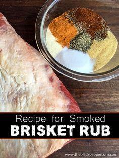 Beef Brisket Recipes, Bbq Beef, Brisket Meat, Beef Brisket Injection Recipe, Texas Brisket, Bbq Ribs, Barbecue, Smoked Brisket Rub, Best Brisket Rub