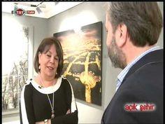 TRT TURK -- 'AÇIK ŞEHİR' art and culture tv programme, Russo Art Gallery Istanbul, Hale Karaçelik interview TRT TURK -- 'AÇIK ŞEHİR' programı Russo Art Gallery Istanbul, Hale Karaçelik röportajı