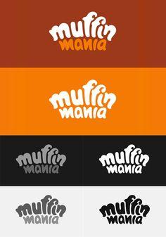 Muffin Mania by Roberto Souza, via Behance
