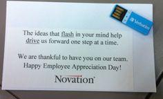 Employee Appreciation Day gift - Flash Drive