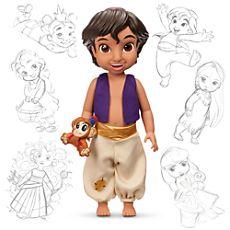 Disney Animators' Collection Aladdin Doll - 16''