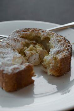 Bostock - Brioche, orange flower water & almond paste -- similar, perhaps, to an almond croissant.