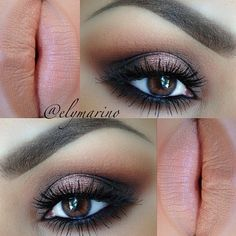 Nude make up