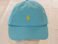 Mens Polo Ralph Lauren hat cap golf casual French Tur 4331010 adjustable classic…