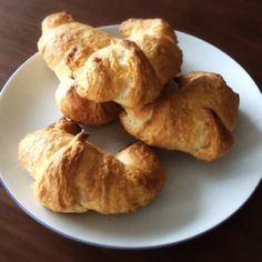 Home made croissants - my bread weakness