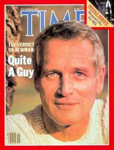 Time - Paul Newman - Dec. 6, 1982 - Actors - Movies