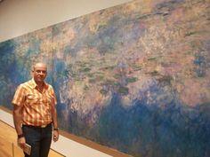 Claude Monet y sus impresionantes nenúfares en el MOMA de New York 2011