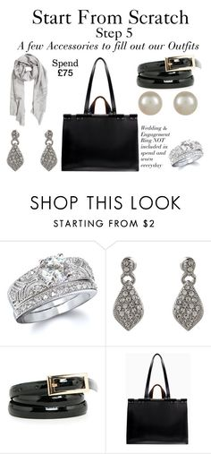 """""""Start From Scratch - Step 5"""" by charlotte-mcfarlane ❤ liked on Polyvore featuring Fantasy Jewelry Box, Accessorize, MANGO, Zara and H&M"""