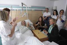 La musicoterapia alivia los últimos días de enfermos de cáncer terminal