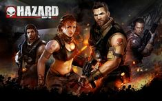 Hazard Ops announcement trailer has Zombies, Monsters, Dinosaurs and Robots