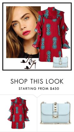 """""""Rh - 742"""" by randeee ❤ liked on Polyvore featuring Stella Jean and Valentino"""