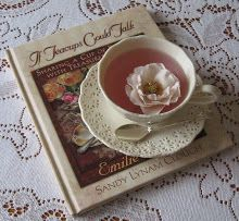 Rose Chintz Cottage: A Copy-Cat Tea for Tea Time Tuesday