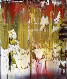 Gerhard Richter Abstraktes Bild Abstract Painting 2004 64 cm x 55 cm Werkverzeichnis: 890-4 Öl auf Alu Dibond