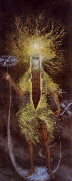 Astral Projection - 1961 Remedios Varo davidcharlesfoxexpressionism.com…