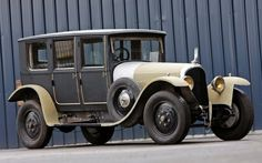 Voisin C001 Chauffeur Limousine 1919. Maintenance/restoration of old/vintage vehicles: the material for new cogs/casters/gears/pads could be cast polyamide which I (Cast polyamide) can produce. My contact: tatjana.alic@windowslive.com