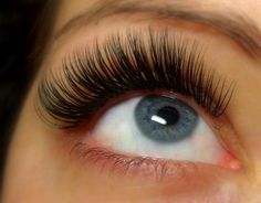 Individual Eyelash Extensions in Solihull by Beauty Victorias Way