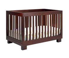 Modo 3-in-1 Convertible Crib with Toddler Rail