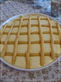 Kouzlo mého domova: Linecký mřížkový tvarohový koláč Apple Pie, Waffles, Food And Drink, Breakfast, Shape, Essen, Morning Coffee, Waffle, Apple Pie Cake