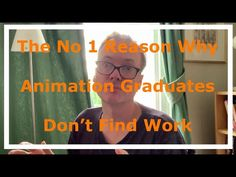 FYI: The No 1 Reason Why Animation Graduates don't find work #animationjobs #animation #animationstudio #animator Find Work, Job S, Graduation, Animation, Movie Posters, Film Poster, Popcorn Posters, Moving On, Film Posters