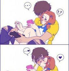 Gamer girl love ;)