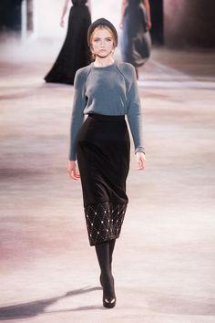 Fashion Show: Ulyana Sergeenko Haute Couture Fall 2013 | Ульяна Сергеенко Высокая Мода Осень 2013