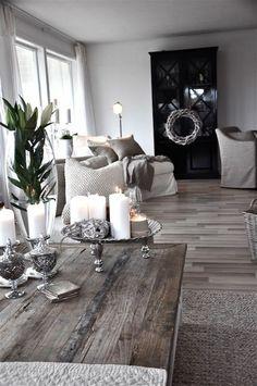 das wohnzimmer rustikal einrichten - ist der landhausstil angesagt ... - Wohnzimmer Landhausstil Modern