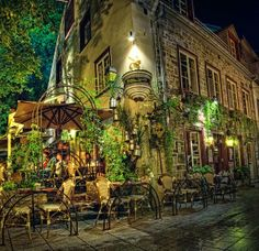 You May Be Wandering: Can't Make It To France This Summer? Try Québec Instead!