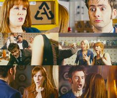 Doctor + Donna