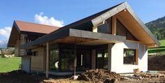 Maison L Bluffy Naud-Passajon architecte Chambéry Jean-Paul Déjos architecte Annecy ossature bois