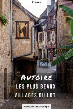 Venez visiter Autoire, un des plus beaux villages du LOT, avec Rocamadour, Marcilhac sur Célé, Carennac, Saint Cirq Lapopie notamment Carennac, Destinations D'europe, Les Cascades, Beaux Villages, Dordogne, France Travel, Saint, City, France Vacations