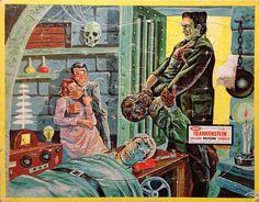 1963 Jaymar Universal Monster Puzzles