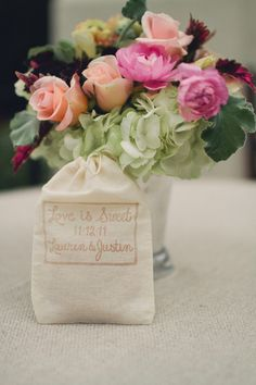 """Love Is Sweet"" ~ Photography by thecphoto.com/, Flowers by codyfloral.com"