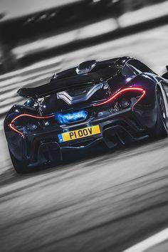 "vividessentials: ""McLaren P1 - Flame On | vividessentials """