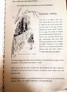 Years Ago, This Was The Advice A 'Charm School Handbook' Gave To Teenage Girls Wendy Ward Charm School FirstWendy Ward Charm School First Vintage Modern, Carry On Book, Lady Rules, Etiquette And Manners, Photos On Facebook, Good Manners, Finishing School, Act Like A Lady, Want To Be Loved
