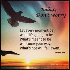 #Relax #quote
