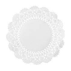 "Cambridge Lace 4"" Doily 1000 ct 