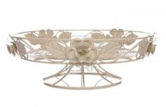 prettiest wire cake stand I've seen yet