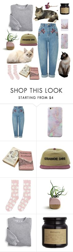 """Cat Mom"" by taylor1225-1 ❤ liked on Polyvore featuring Miss Selfridge, Accessorize and Blair"