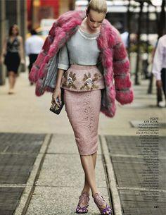 leahcultice:  Lindsay Ellingson by Drew Jarrett for Elle Italia December 2013