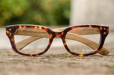 Anteojo de madera y acetato | Nomade